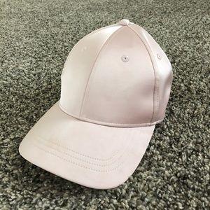 Lululemon Satin Pink Baller Hat